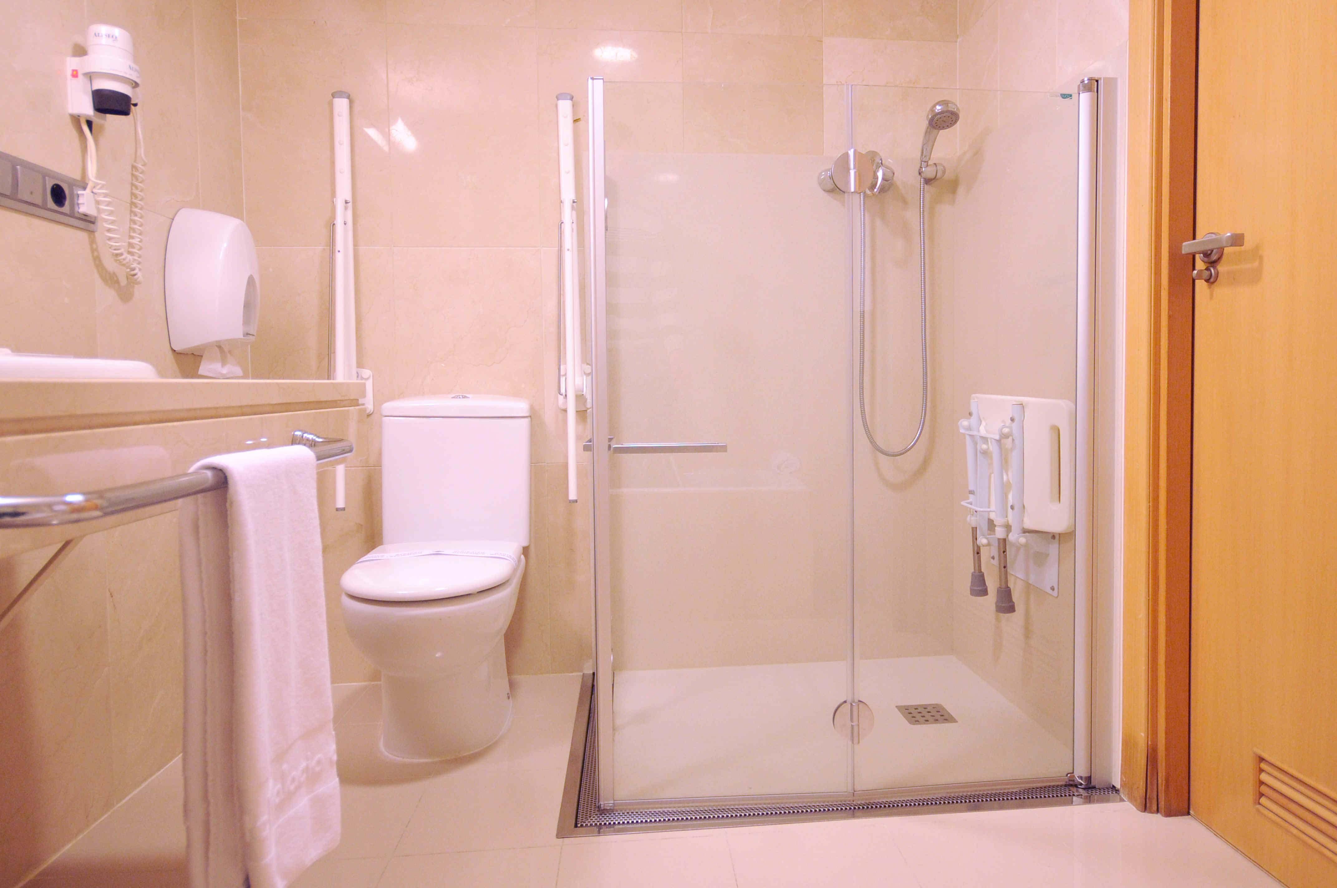 remplacement baignoire par douche de duchaya palacio de. Black Bedroom Furniture Sets. Home Design Ideas