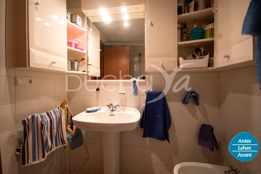 Cambio Bañera por Ducha de DuchaYa en Donosti Beraun 4