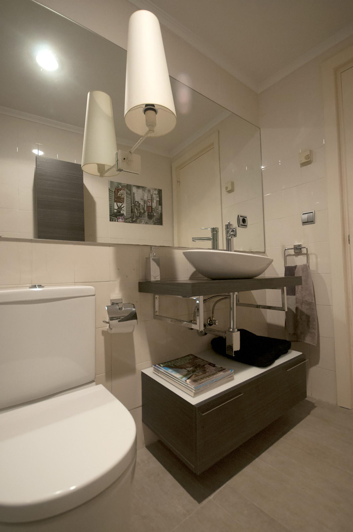 Antes y despu s de cambios de ba era por ducha duchaya De banera a ducha