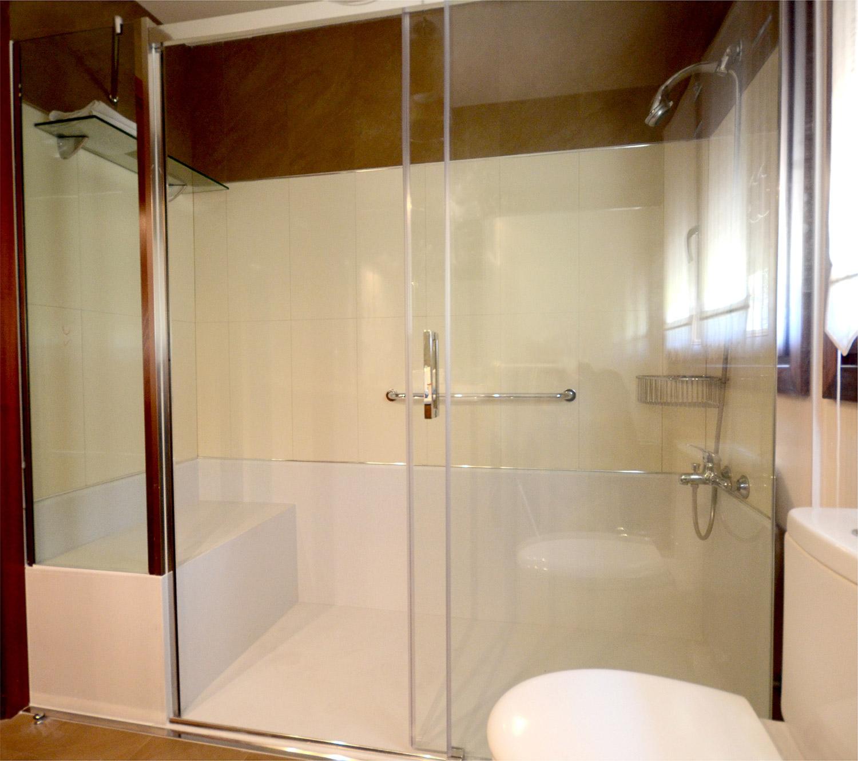 Cambio ba era por ducha duchaya donosti oriamendi 4 duchaya - Convertir banera en ducha ...