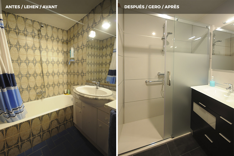 remplacer une baignoire par une autre trendy remplacez. Black Bedroom Furniture Sets. Home Design Ideas
