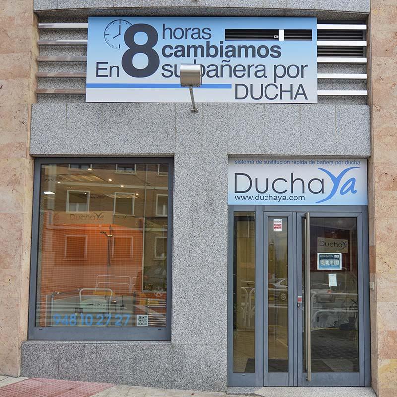 Cambio Bañera por Ducha de DuchaYa Exposición Navarra