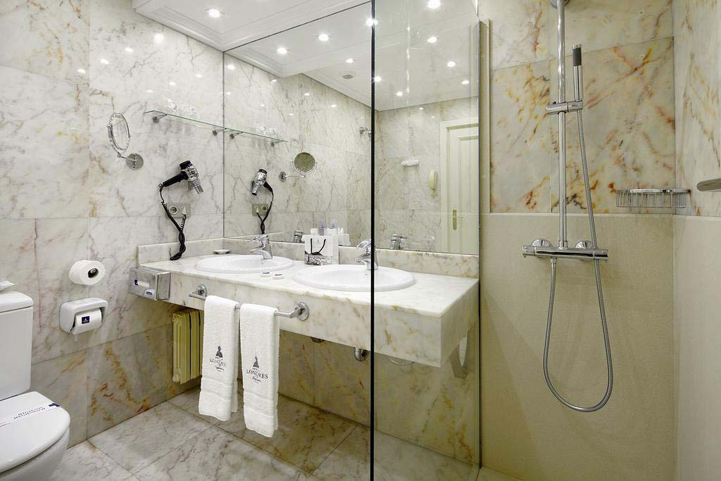 Cambio Bañera por Ducha de DuchaYa en Donosti Hotel Londres 1