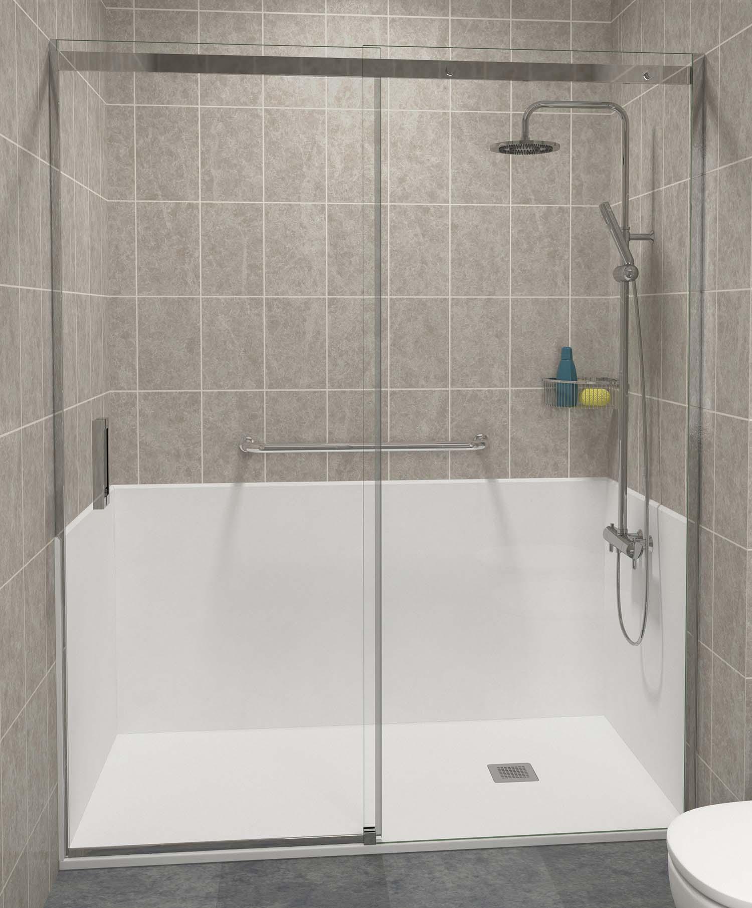 Transformar baera en ducha stunning perfect good cambio baera por plato de ducha with baera a - Convertir banera en ducha ...