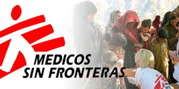 Aux côtés de Médecin sans Frontières