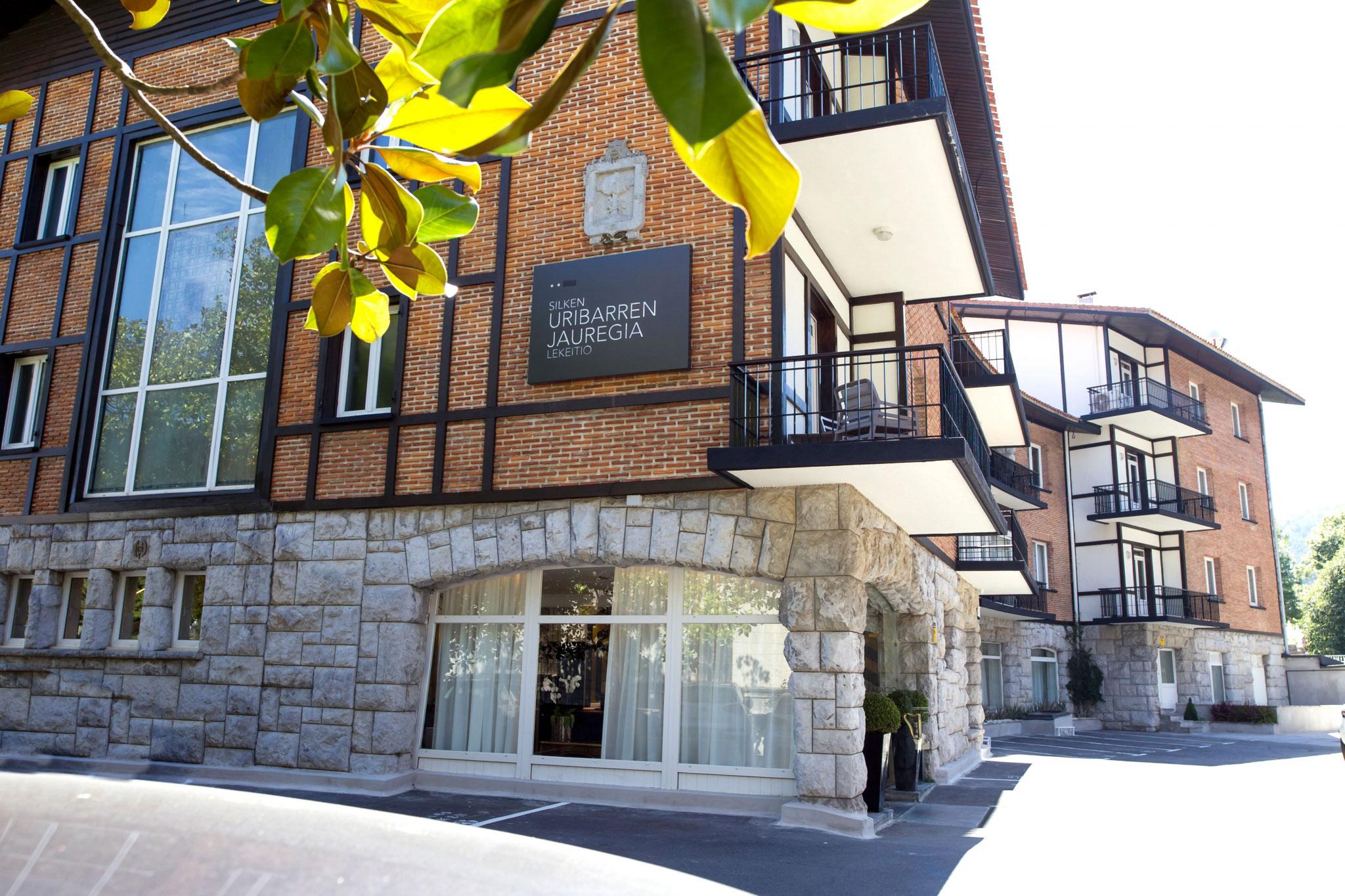 DuchaYa en el Hotel Silken Palacio Uribarren de Lekeitio